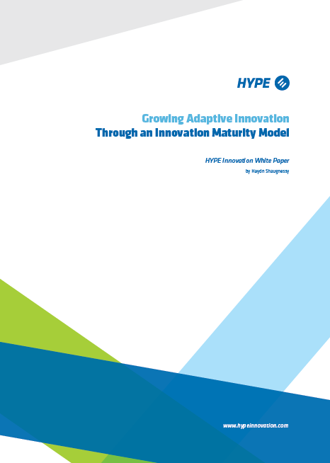 Shaughnessy_2014_3-Phase_Innovation_Maturity_Model
