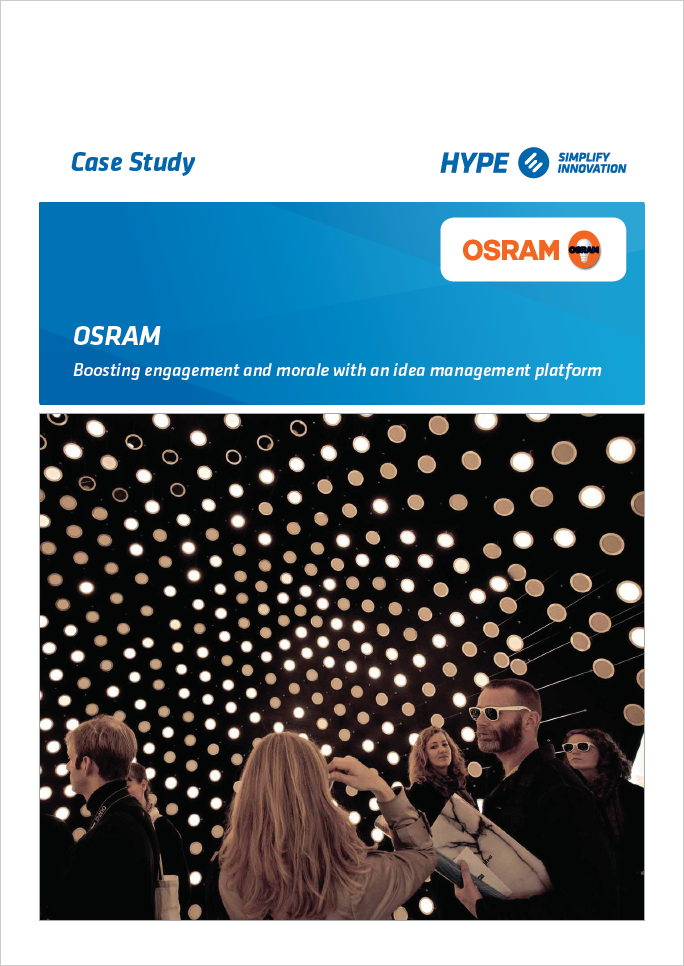 OSRAM_idea_management_Software_Case-Study
