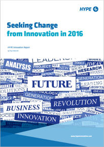 seeking change from innovation report cover