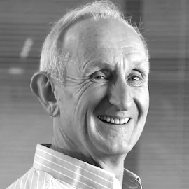 picture of John Bessant, professor for Innovation management