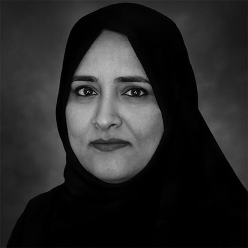 Portrait of Muna Al Zaabi from DEWA