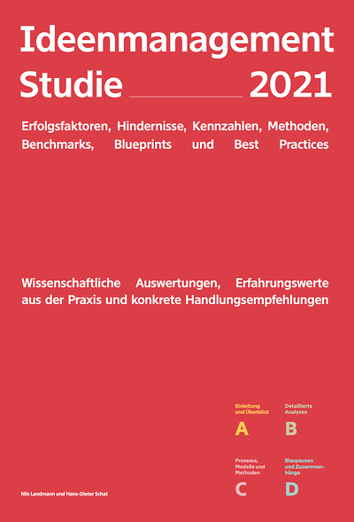 Ideenmanagement Studie 2021 Cover