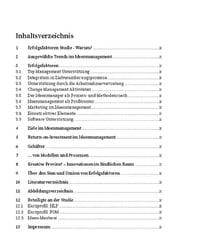 Inhaltsverzeichnis_Studie2016