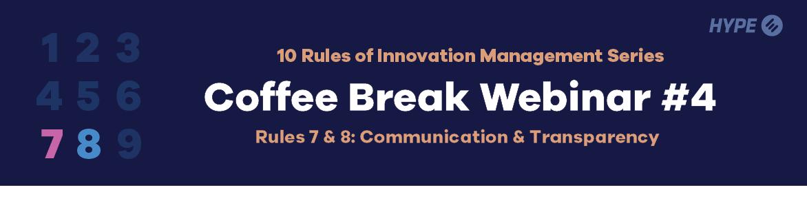 10-Rules-Coffee-Break-4-communication-transparency