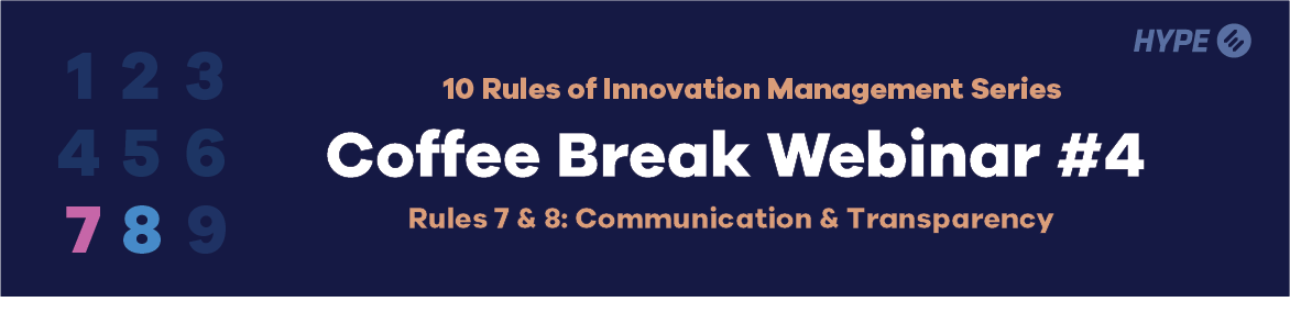 10-Rules-Coffee-Break-4-communication-transparency