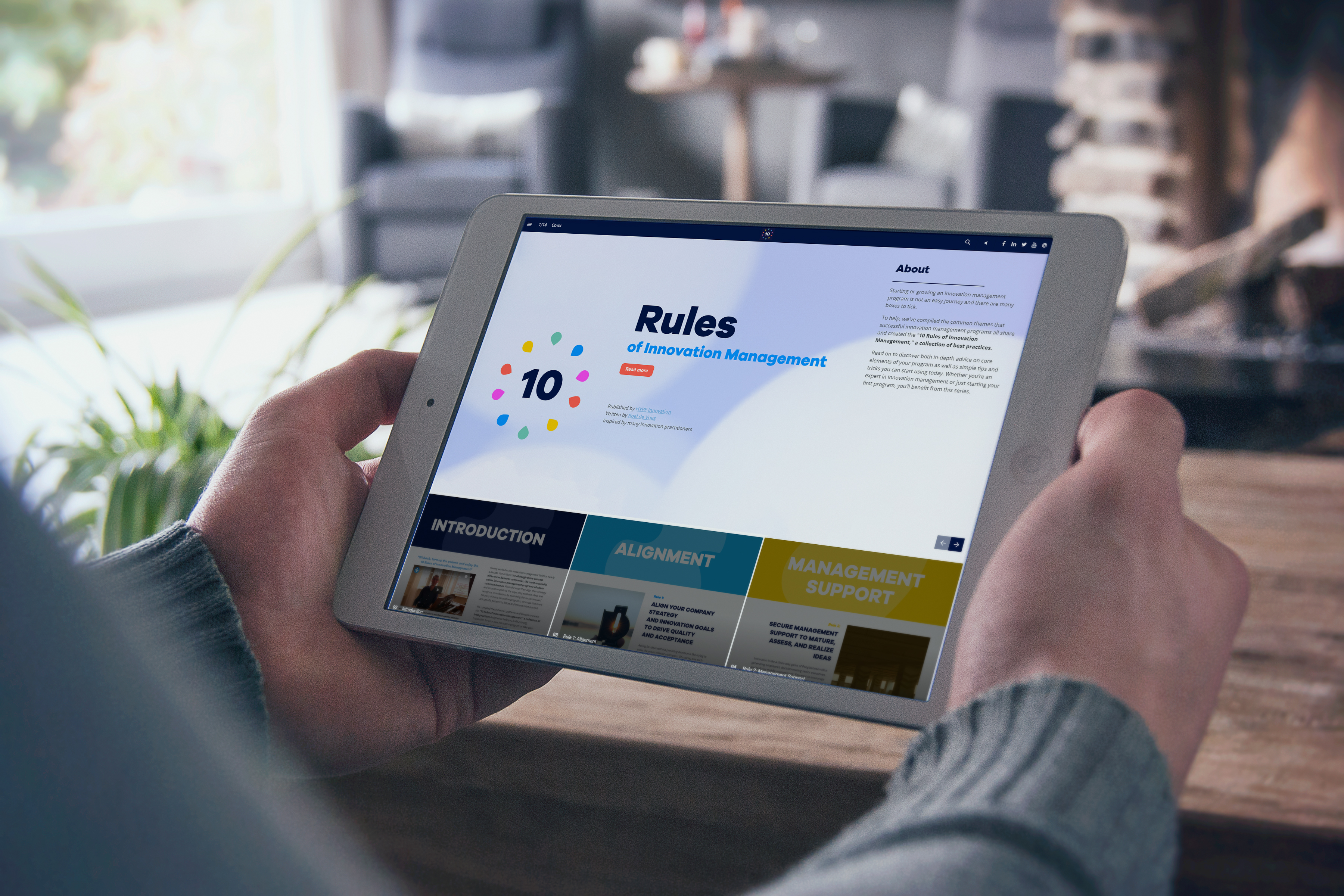 10-Rules-of Innovation Management Ebook