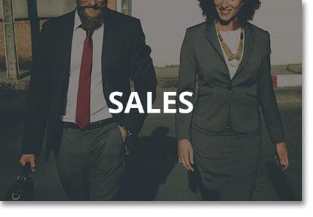 Sales meeting icon