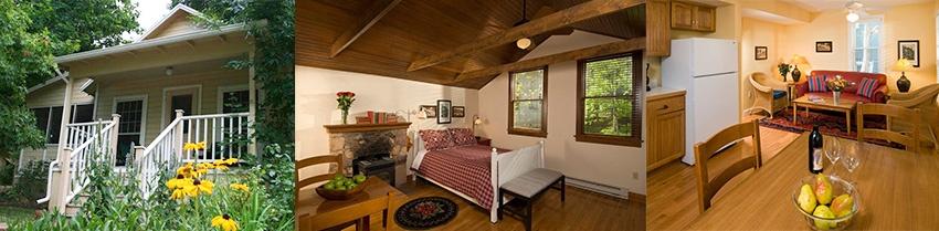 Cottages in Chautauqua, Colorado