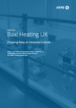 Baxi case study cover