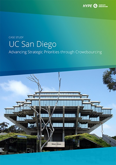 UC San Diego case-study cover page