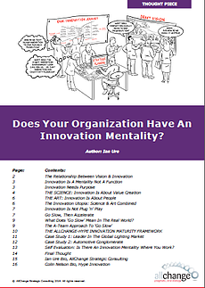 innovation mentality report