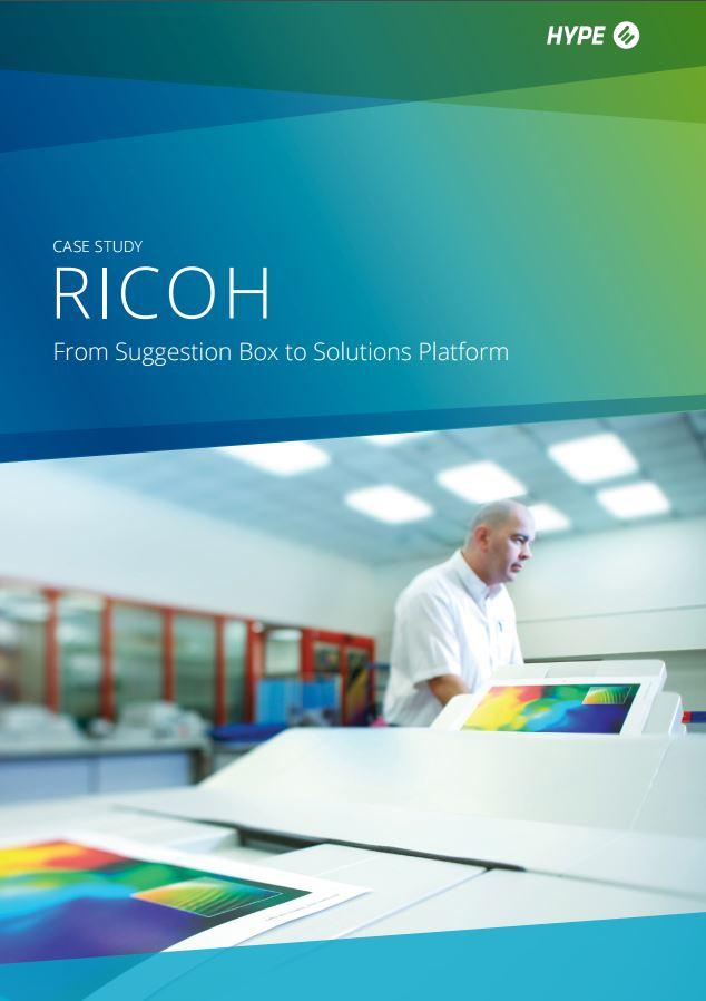 ricoh case study