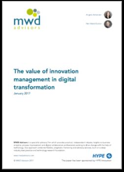 digital transformation and innovation management