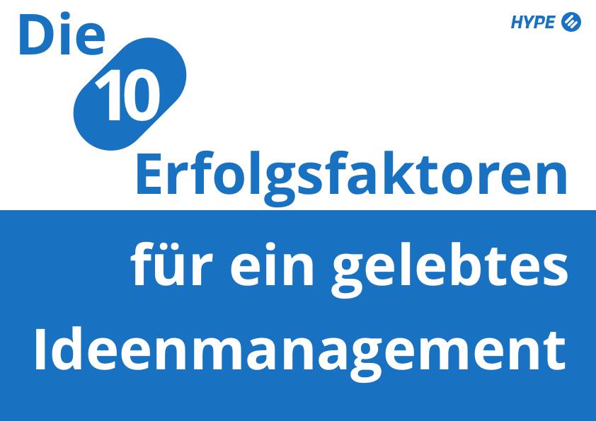 IDM10erfolgsfaktoren